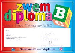 Zwemdiploma B