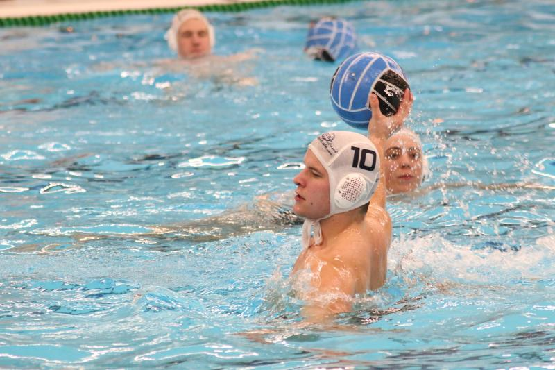 Zomertrainingen waterpolo 2019