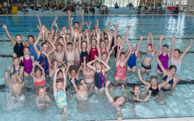 Geslaagde schoolzwemkampioenschappen