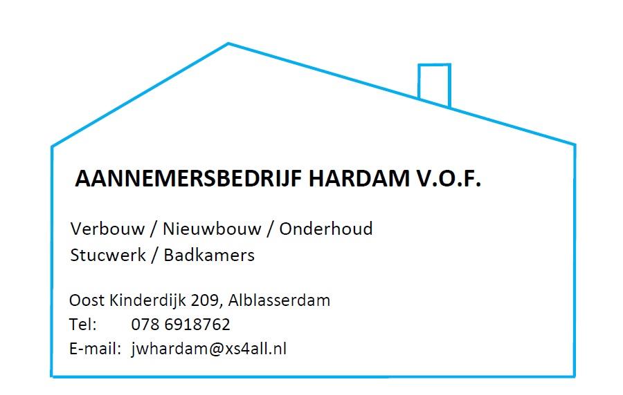 Aanemersbedrijf Hardam V.O.F.